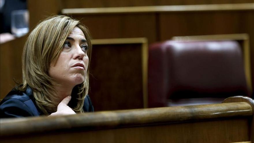 """Chacón ve """"muy positivo"""" el supuesto de que Madina concurra a las primarias"""