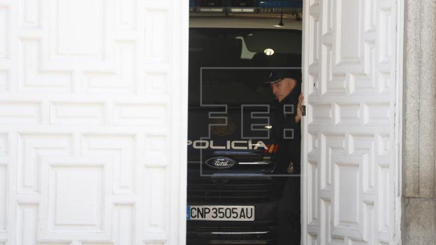 """Sànchez, Junqueras y Cuixart cargan contra el juez por su """"causa política"""""""