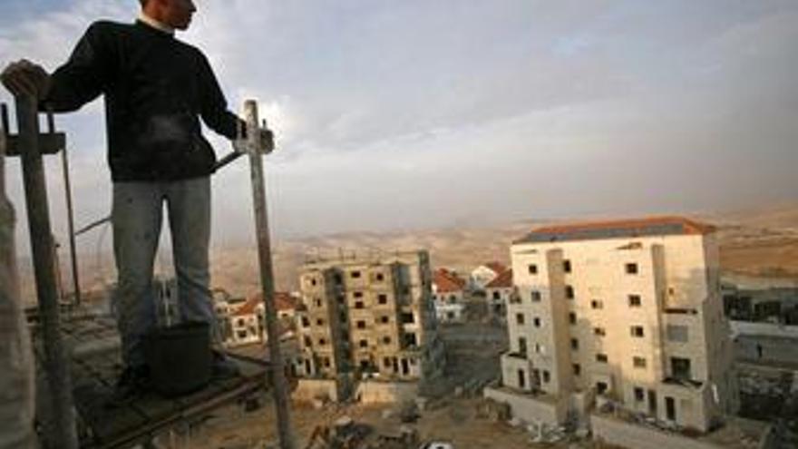 Asentamientos judíos en Cisjordania