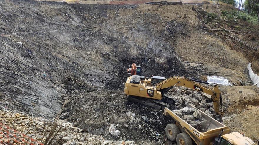 Zaldibar, año 1: cuando la montaña se vino abajo y 800.000 metros cúbicos de residuos sepultaron a Alberto y Joaquín