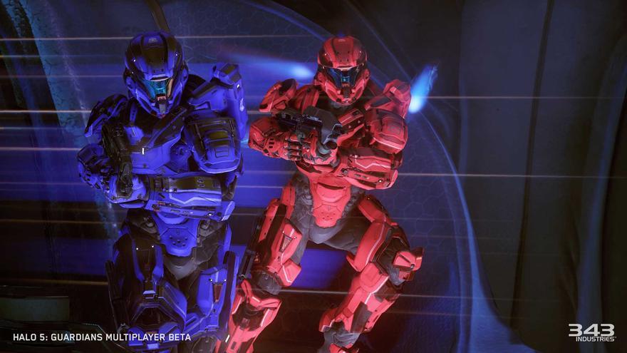 Halo 5 Guardians Beta Multijugador