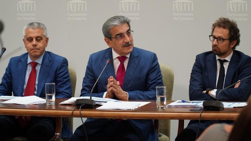 Román Rodríguez, vicepresidente del Gobierno de Canarias