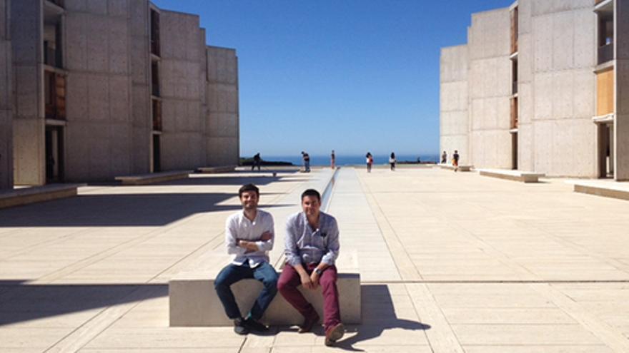 Ramiro Losada y Alberto García, Salk Institute, San Diego / http://losadagarcia.com