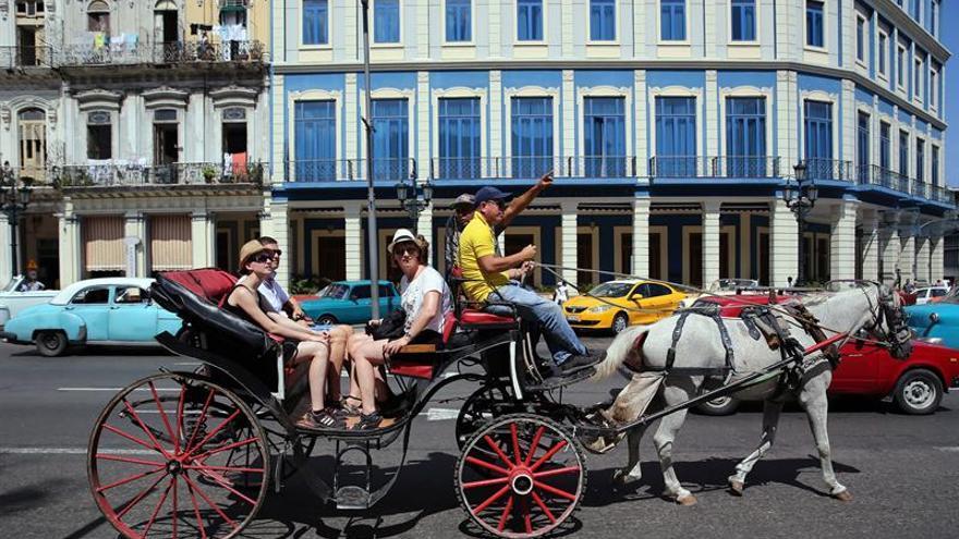 La llegada de viajeros extranjeros a La Habana crece un 29 % hasta mayo
