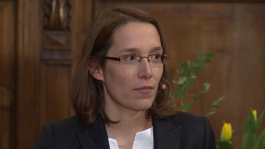 Doris Wagner, exmonja alemana que ha denunciado abusos