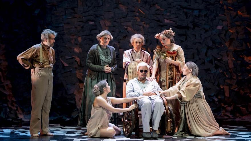 El Teatro Pérez Galdós dedicará tres espectáculos al escritor que le da nombre