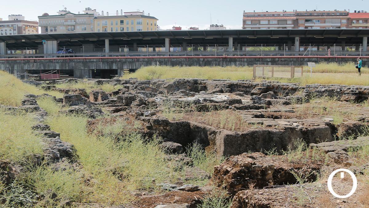 Enclave arqueológico de Cercadilla