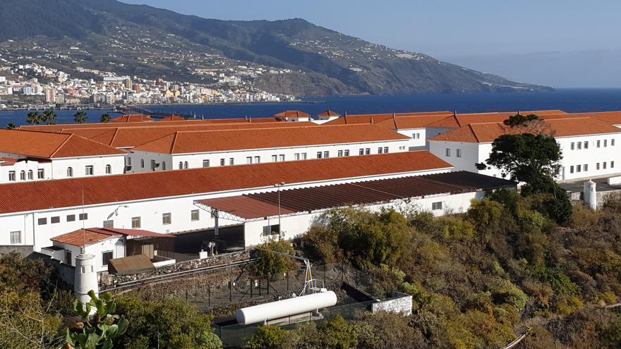 Instalaciones del acuartelamiento El Fuerte.