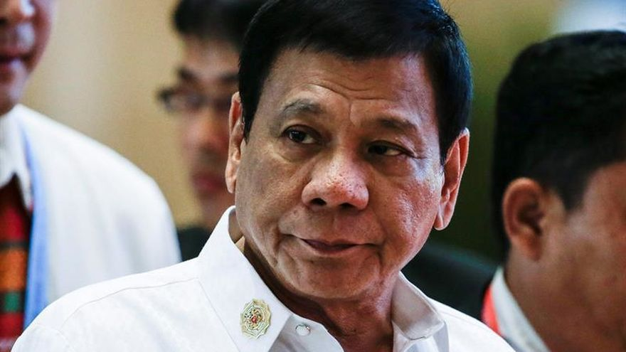 Duterte busca compensar con China y Rusia el distanciamiento con EEUU