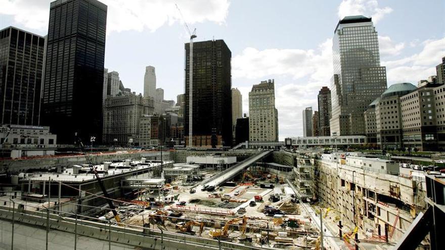 Se vacía completamente el hangar en el que se guardaban los restos del 11-S