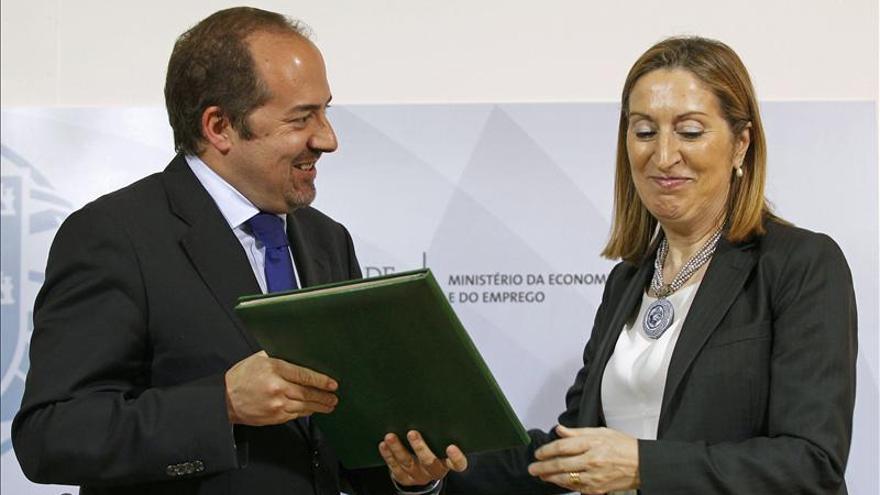 Portugal y España buscan compatibilizar los trenes de pasajeros y mercancías