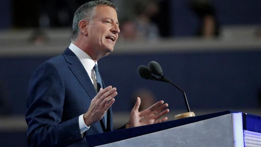 El alcalde de Nueva York expresa a Trump sus preocupaciones por las deportaciones