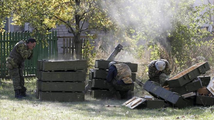 EE.UU. advierte a Rusia de mayores consecuencias si continúa armando prorrusos
