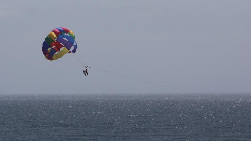 El viento soplará fuerte este domingo en algunas zonas de Canarias