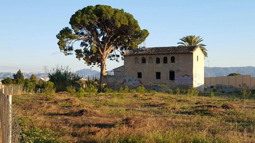 Casa Torre Falcón en Espinardo