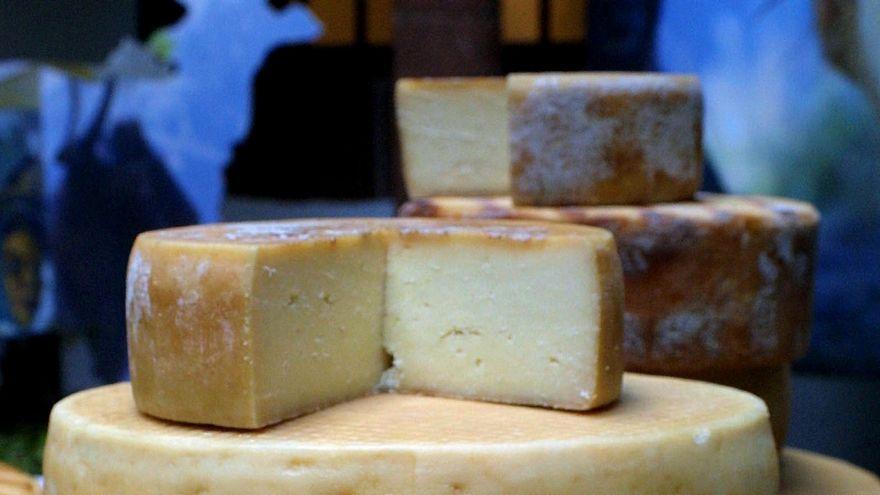 58 quesos de La Palma participan en el Concurso Oficial de Quesos Agrocanarias