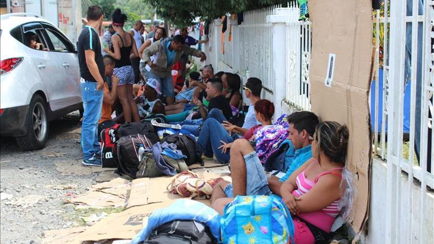 Costa Rica deportará a 56 cubanos que entraron ilegalmente al país