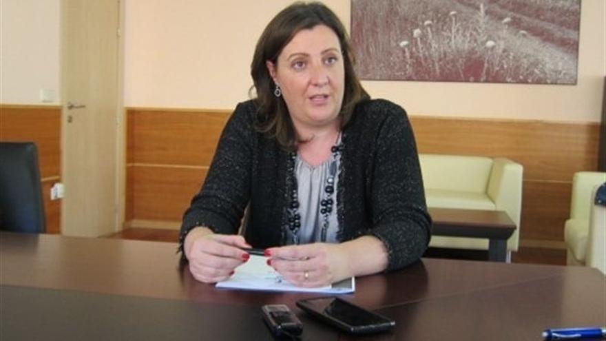 Patricia Franco, consejera de Economía, Empresas y Empleo / Foto: Europa Press
