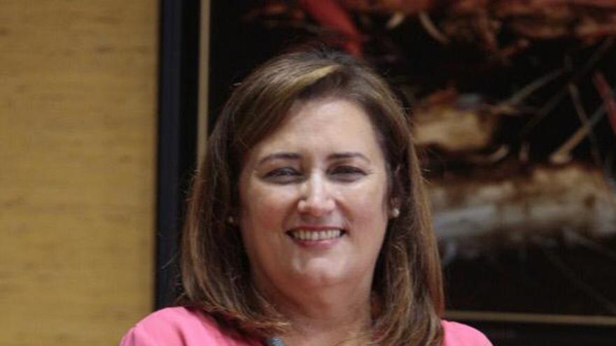 Guadalupe Gonzalez Taño, diputada de CC-PNC en el Congreso.