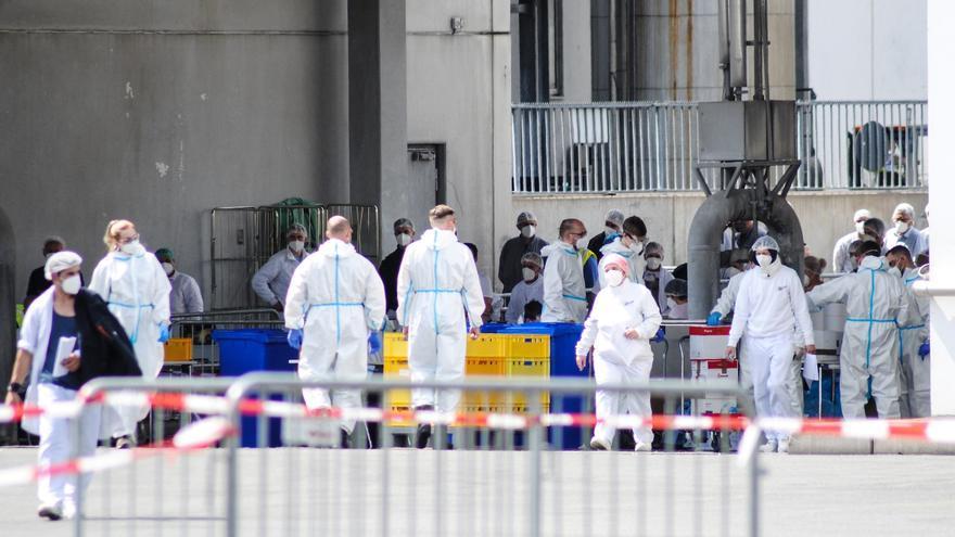 El brote de coronavirus en industria cárnica alemana supera los mil contagios