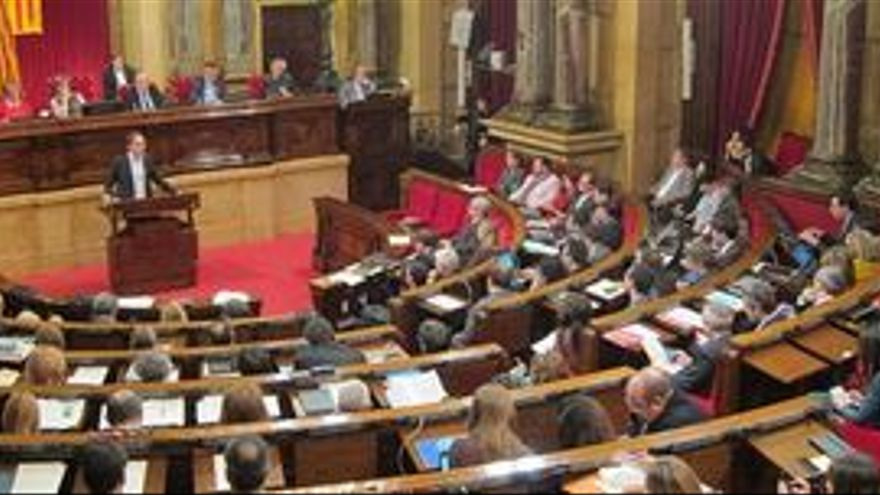 Aprueban la declaración de soberanía catalana