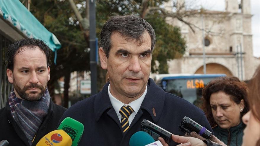 El alcalde de Guadalajara, Antonio Román / EUROPA PRESS