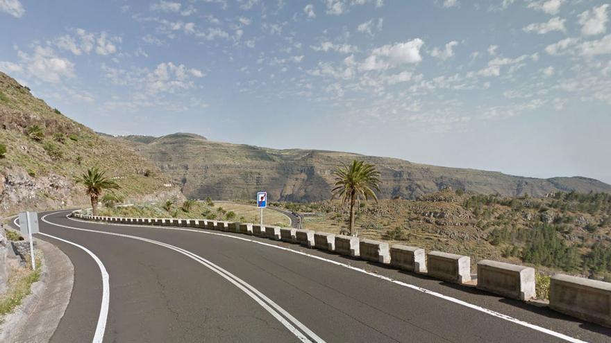 Asfaltado en la zona de El Palmarejo