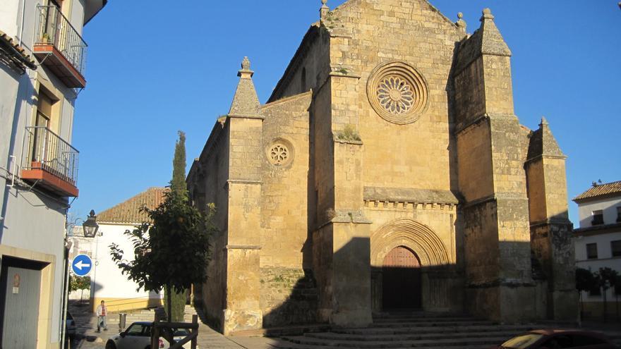 Iglesia de Santa Marina, en Córdoba.