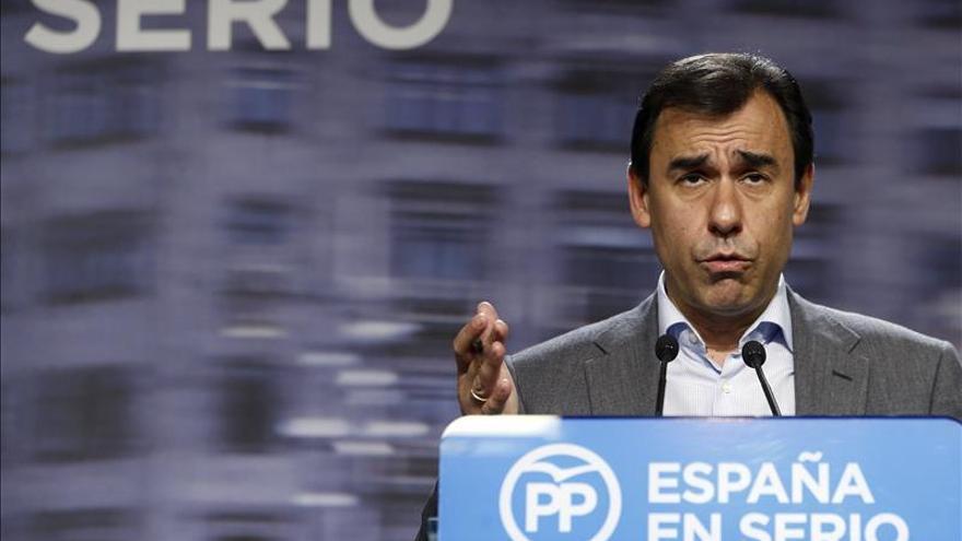 """Maillo (PP): """"España no está para novatadas de los que jamás han gestionado"""""""