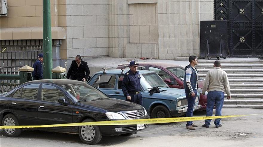 Un muerto en una explosión frente al consulado italiano en El Cairo