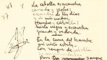 El legado de vida, amor y muerte de Miguel Hernández renace en Quesada