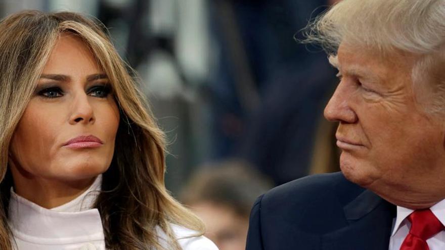 Melania Trump, de la Yugoslavia comunista a las puertas de la Casa Blanca