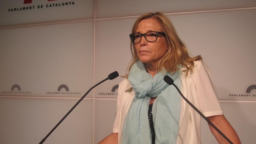 """La vicepresidenta de la Generalitat dice que """"no se puede asegurar al 100%"""" que el 9N habrá urnas"""