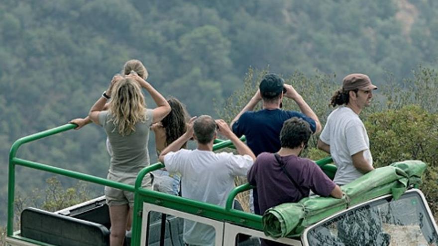 El turismo rural crece un 88% en junio entre los viajeros nacionales
