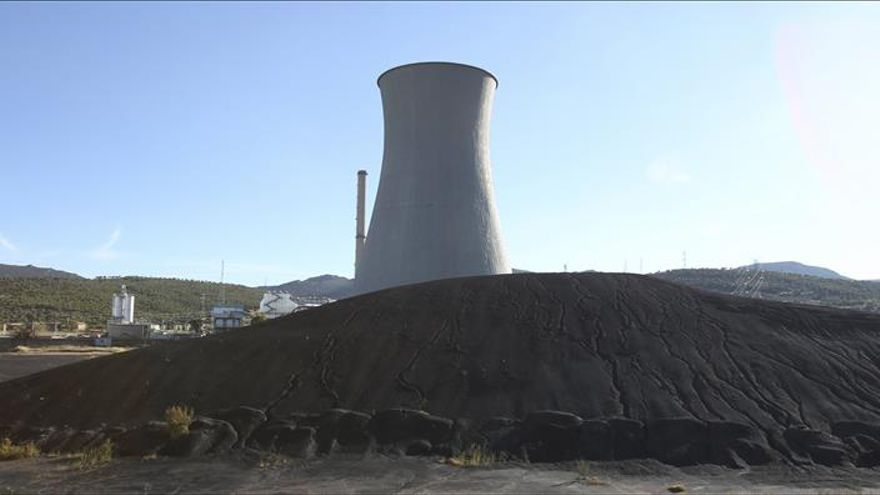 La voladura de la torre refrigeración de la térmica de Puertollano tendrá lugar en pocas semanas