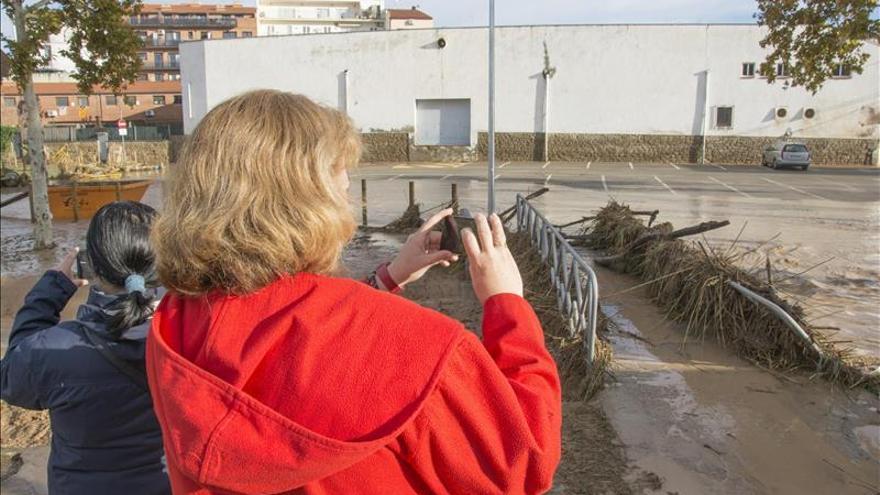 Agramunt cifra en 421.000 euros los daños por inundaciones y pide ayudas a Interior