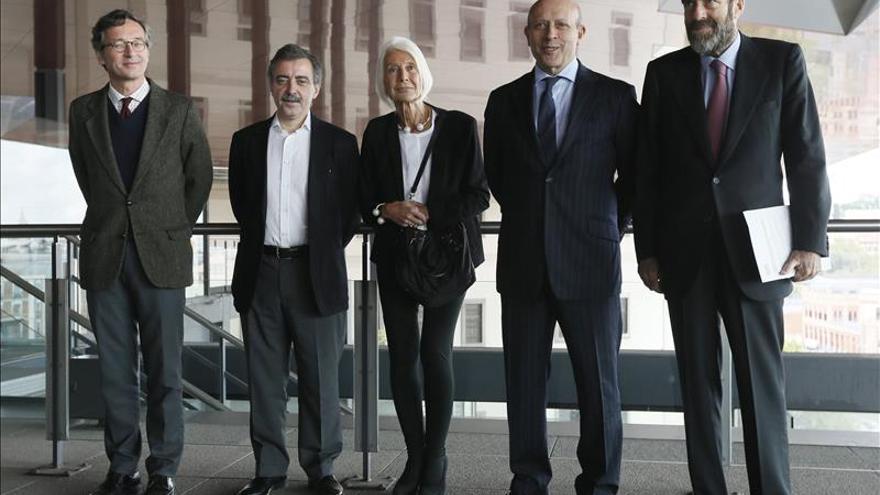 """El mundo de la cultura rinde homenaje a """"la gran dama del arte"""", Soledad Lorenzo"""