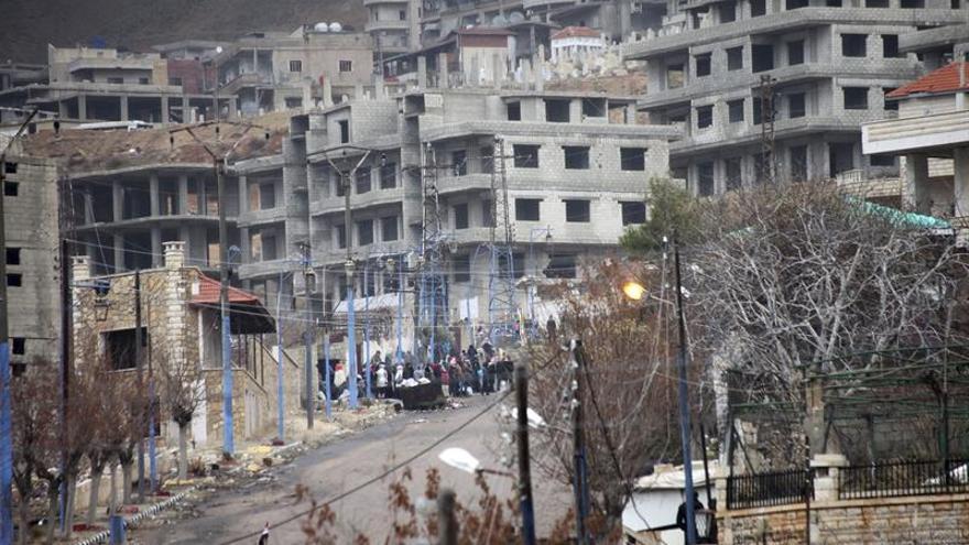 Alcanzado un acuerdo para evacuar cuatro localidades sirias asediadas