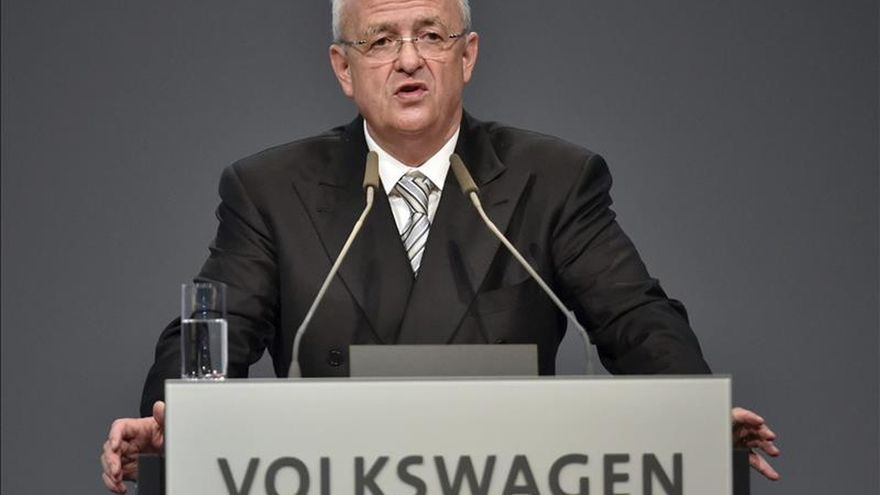 """Volkswagen admite que """"rompió la confianza"""" de sus clientes"""