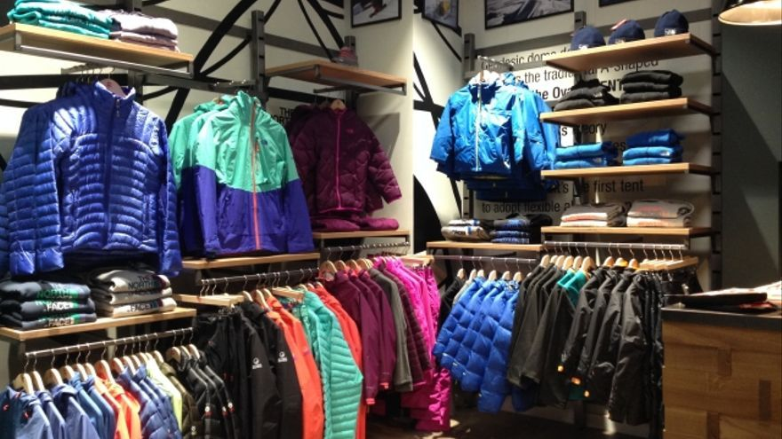 The North Face® nueva Partner Store en Vielha.