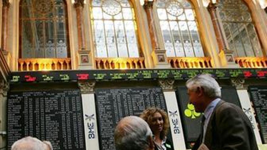 Bolsa de Madrid, Ibex 35