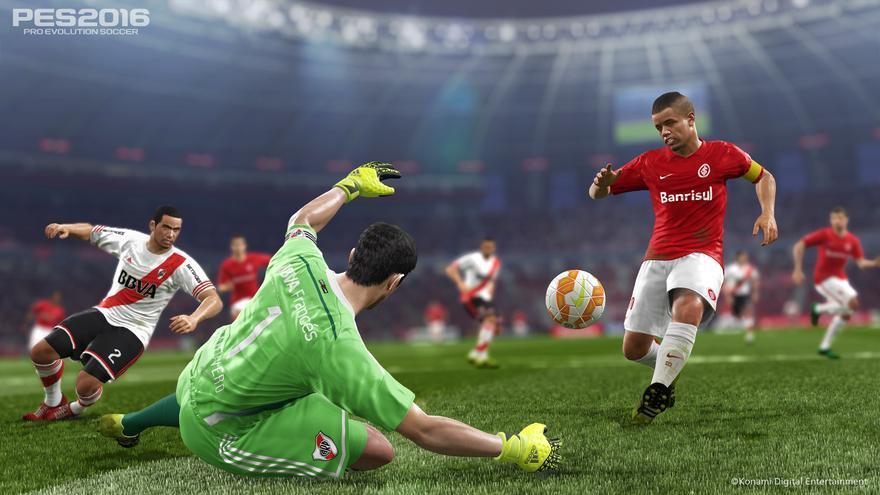 PES 2016. Otro aspecto vital en un simulador de fútbol que se precie es la  inteligencia artificial de los rivales 635b49e42c9a5