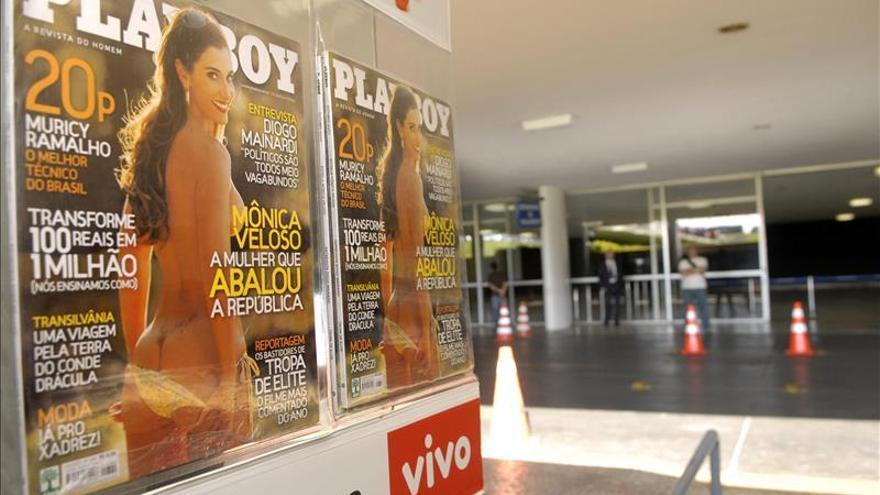 La Playboy brasileña saldrá a la calle por última vez en diciembre