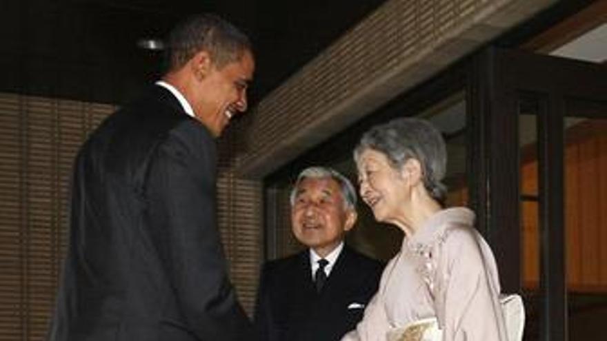 Obama abandona Japón con los elogios de Nagasaki sobre su aproximación al conflicto nuclear