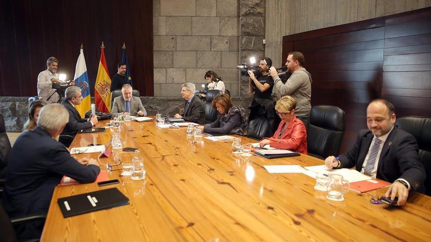 Consejo del Gobierno de Canarias.
