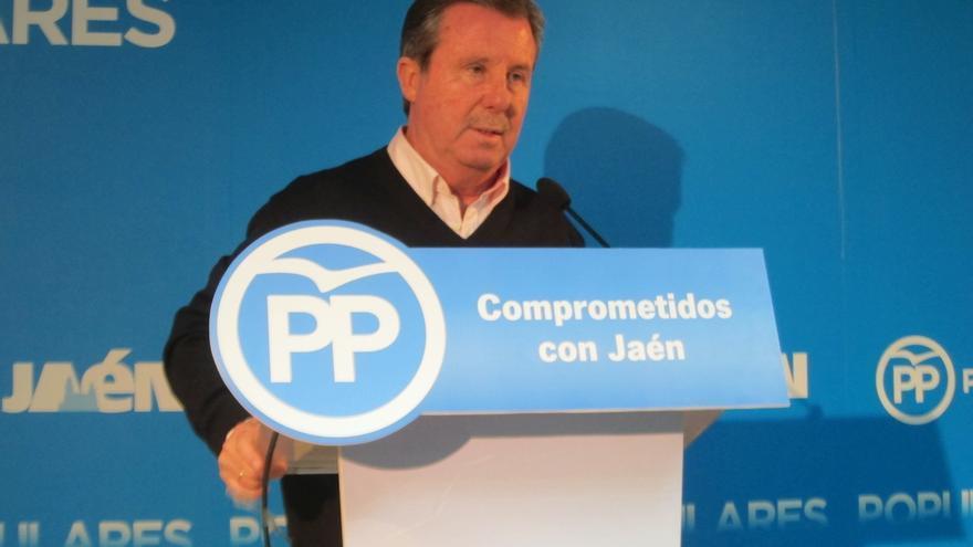 García Anguita renuncia a optar a la presidencia del PP provincial tras consultar a la dirección del PP-A