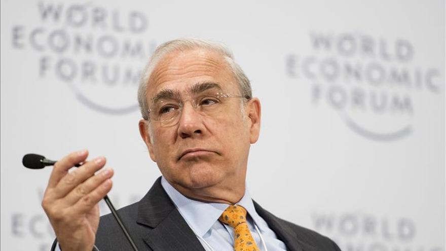 La OCDE advierte que la débil recuperación reduce el potencial de crecimiento