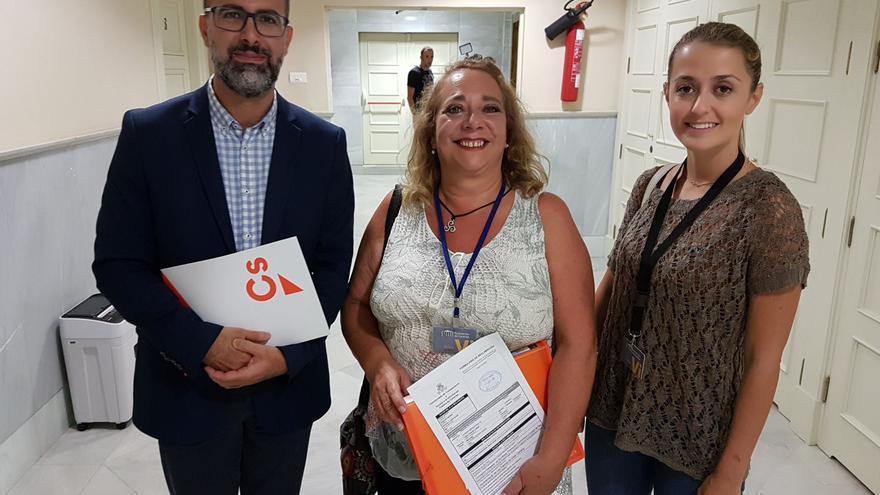 Mariano Cejas, Beatriz Correas y Teresa Berástegui