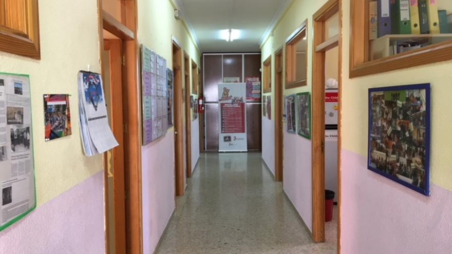 Centro de Atención a la Familia de Illescas. FOTO: Save The Children