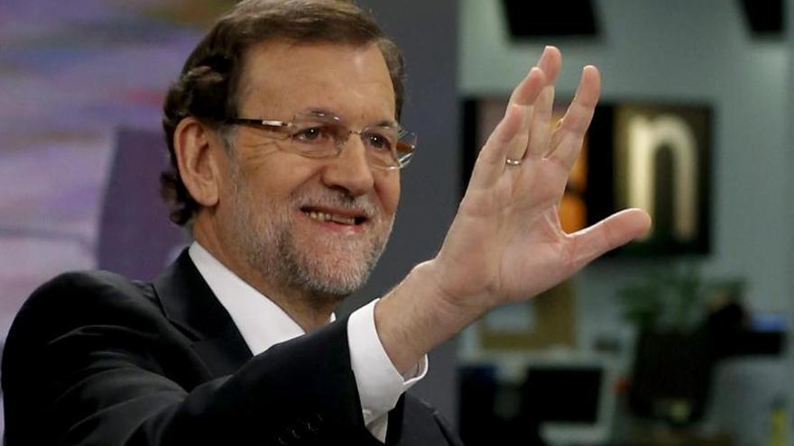 Rajoy asegura que dejará menos parados que Zapatero al fin de la legislatura